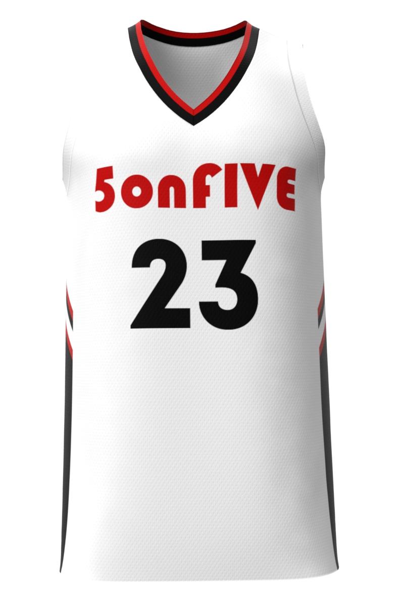 Basketball Uniform 2