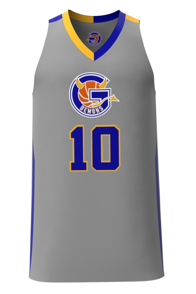 Basketball Uniform 2