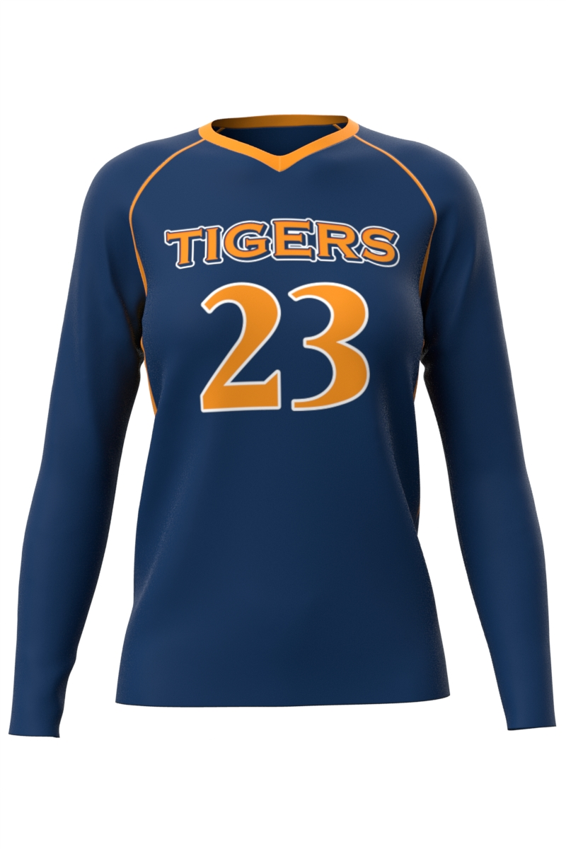 Volleyball Jersey 1