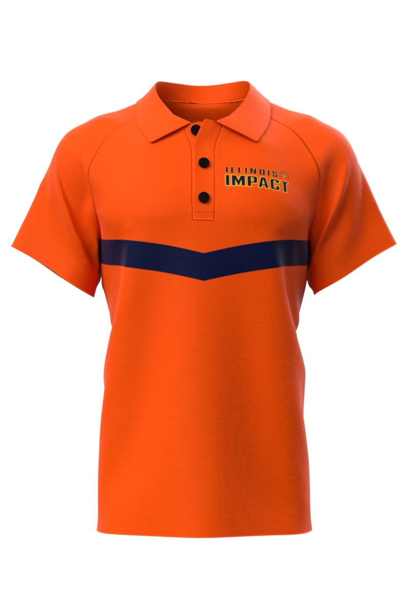 Orange Coaches Shirts