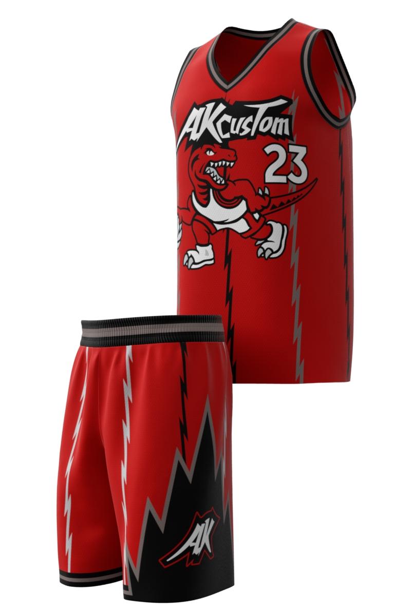 Jersey Uniform Red