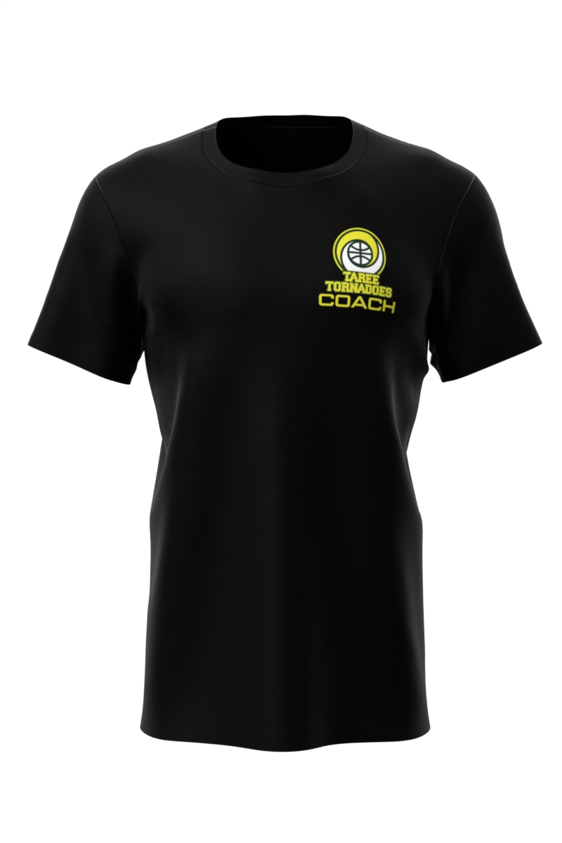 Coaches dry fit  T Shirt