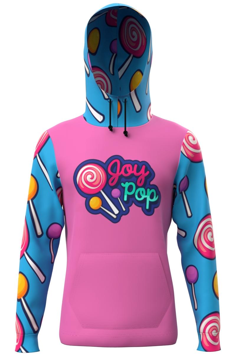 JoyPop Long Sleeve Hoodie