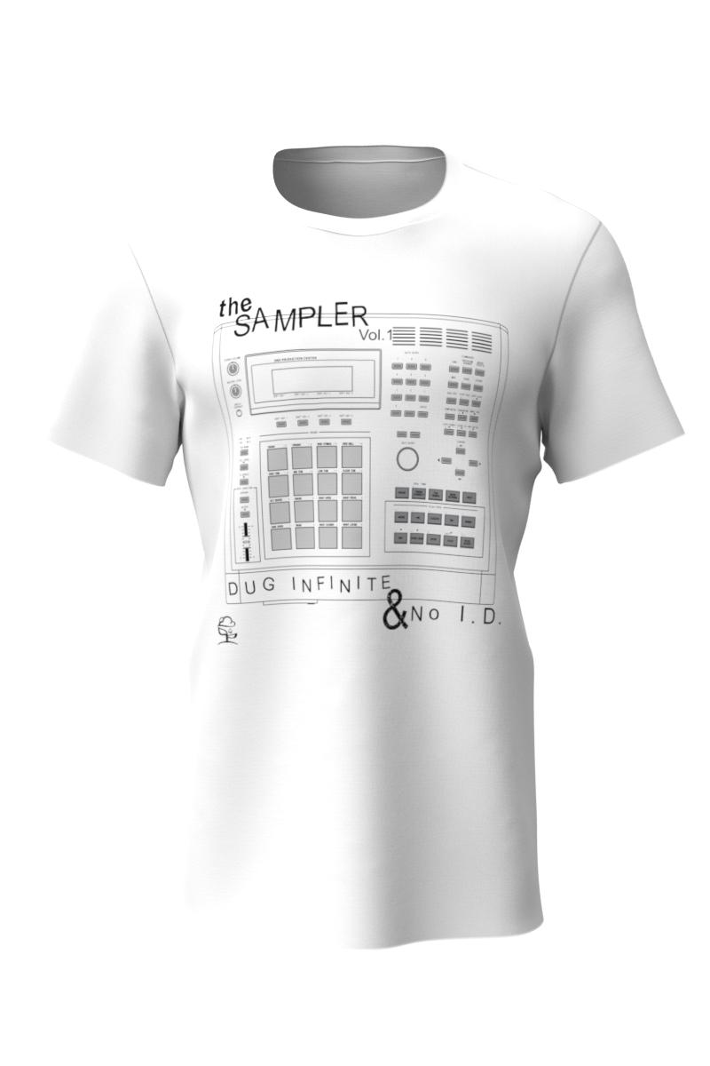 the Sampler White
