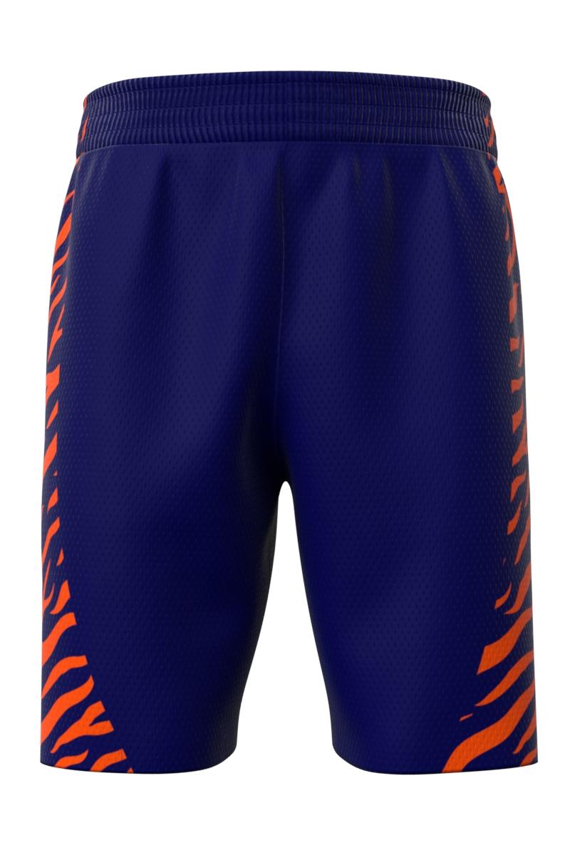 Flag Football Shorts Blue