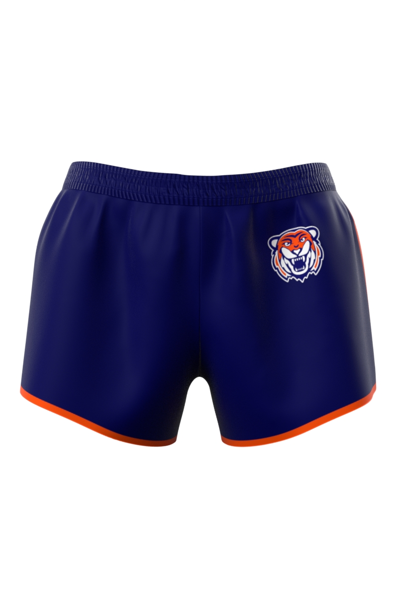 Blue Volleyball Shorts
