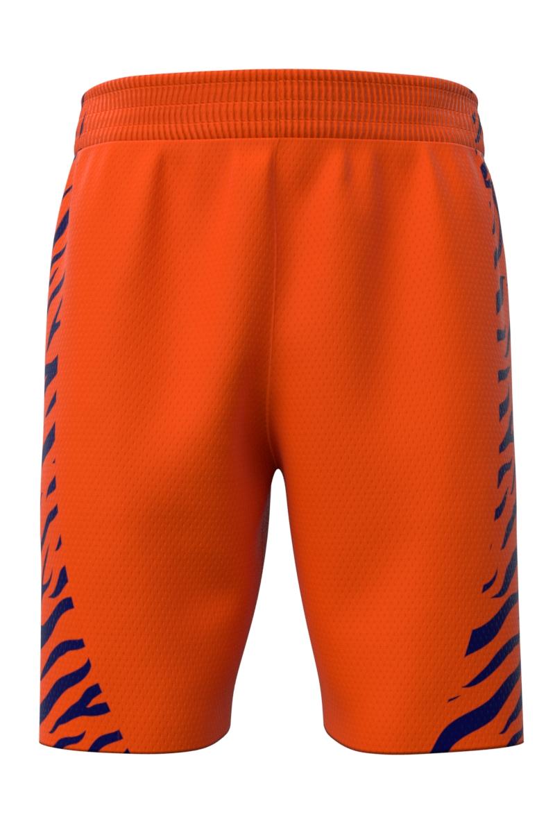 Flag Football Shorts Orange