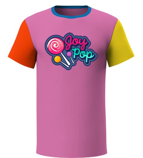 JoyPop Classic Pink