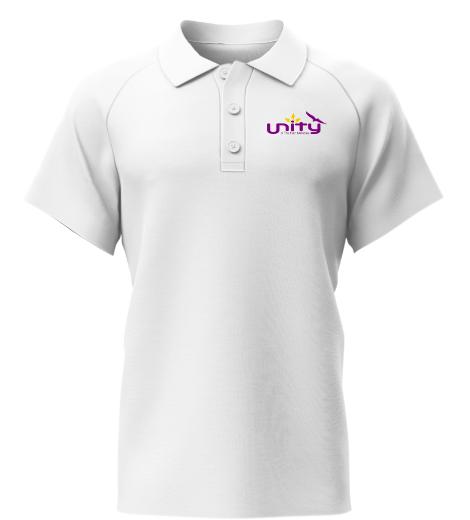 UOTFM - POLO (WHITE)