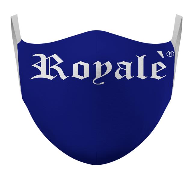 ROYALE MASK BLUE
