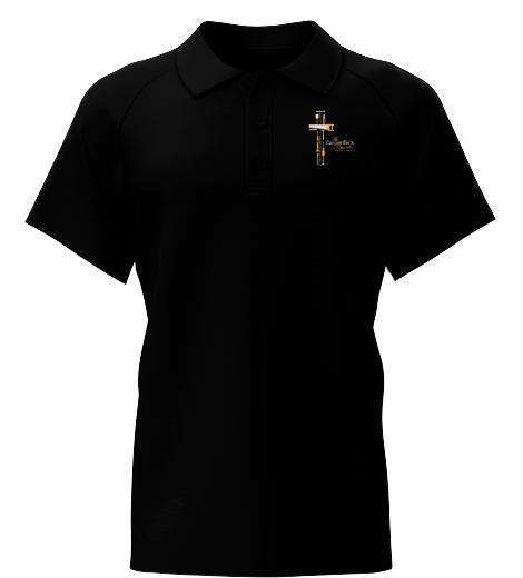 TCC POLO (Black)