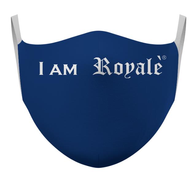 I AM ROYALE MASK